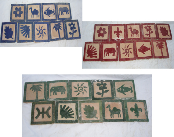 Piastrelle articolo prodotto marocchino piastrelle - Piastrelle marocchine vendita ...