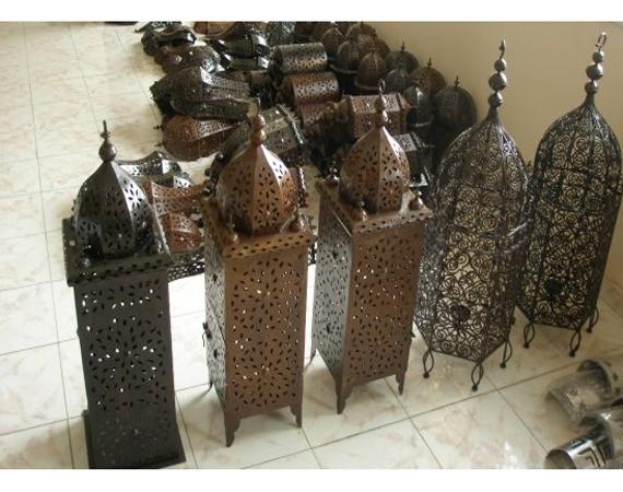 Piastrelle Marocchine Vendita On Line : Lanterne marocchine articolo prodotto marocchino lanterne