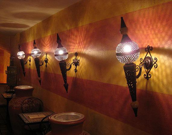 Applique articolo prodotto marocchino applique in ferro