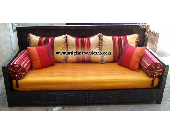Artigianato su misura salotti marocchini prodotti e articoli etnici marocchini ed orientali - Mobili marocchini ...