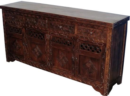 Artigianato su misura mobili vari prodotti e articoli etnici marocchini ed orientali - Mobili marocchini ...