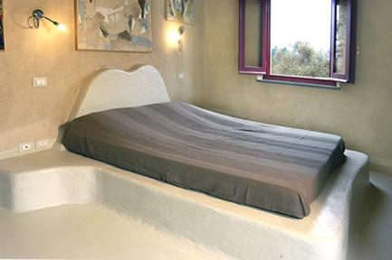 Lavoro in tadelakt articolo prodotto Marocchino, Camera da letto con ...