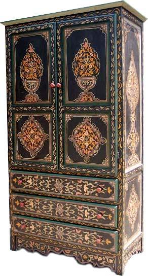 Artigianato su misura prodotti e articoli etnici marocchini ed orientali - Mobili marocchini ...